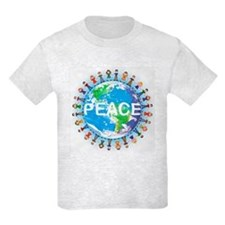 Kids Peace T-Shirt - 3 Colors