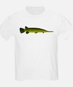 Longnosed Gar T-Shirt