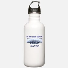 Big Bang Lets Play! Water Bottle