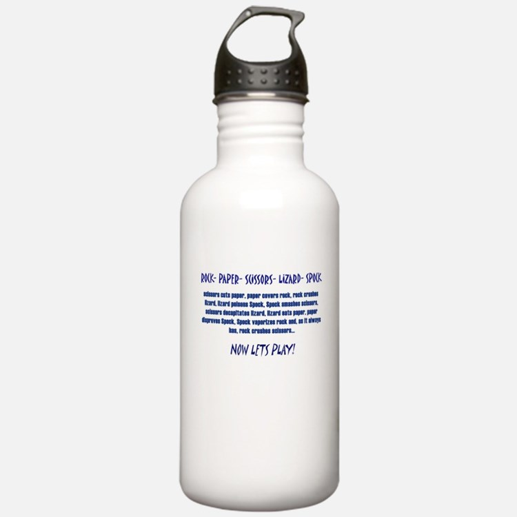 Big Bang Lets Play! Water Bottle
