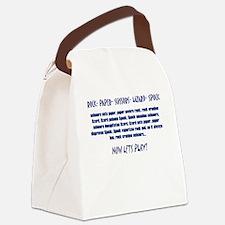 Big Bang Lets Play! Canvas Lunch Bag