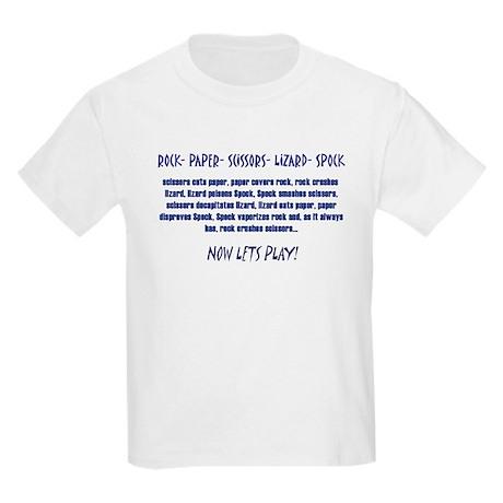Big Bang Lets Play! Kids Light T-Shirt