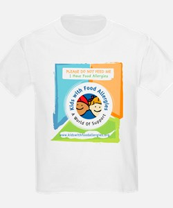 "Kids ""Please Do Not Feed Me"" T-Shirt T-Shirt"