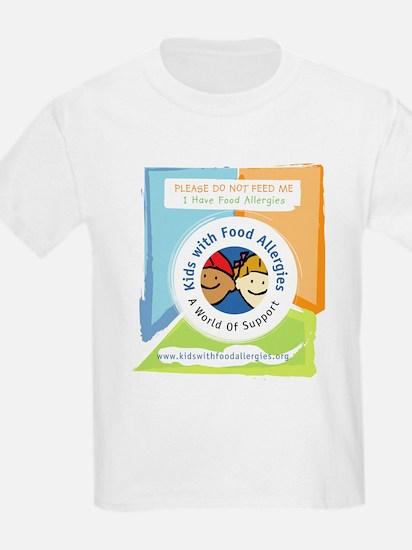 "Kids ""Please Do Not Feed Me"" T-Shirt T-Shirt"