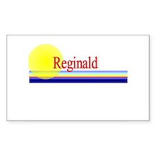 Reginald Rectangle Decal
