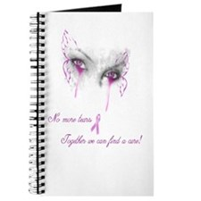 Breast Cancer Awareness - No More Tears Journal