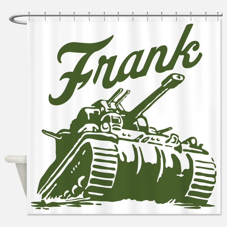 frank the Shower Curtain
