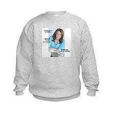 Popples For BB8 Sweatshirt no back print