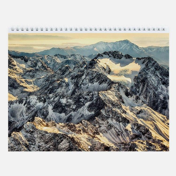 New Zealand Landscape Wall Calendar