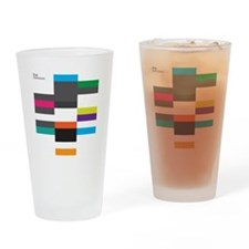 Solarstone 'Pure' Cover Art Drinking Glass