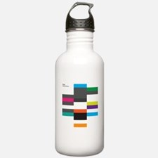 Solarstone 'Pure' Cover Art Water Bottle