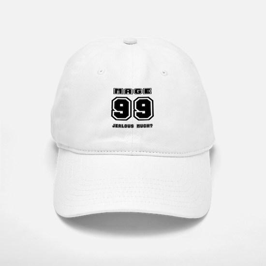 Level 99 Mage, Jealous? Baseball Baseball Cap