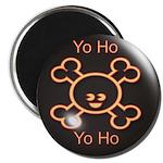 Yo Ho Yo Ho Pirate Magnet