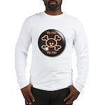 Yo Ho Yo Ho Pirate Long Sleeve T-Shirt