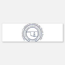 Oklahoma Coalition Bumper Bumper Sticker