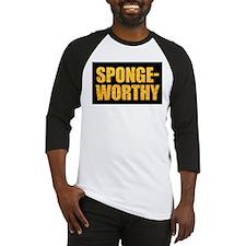Spongeworthy - Baseball Jersey