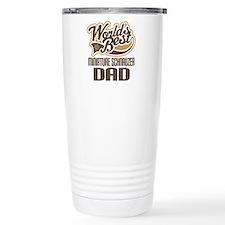Miniature Schnauzer Dad Travel Mug