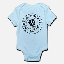 Made In Norway Infant Bodysuit