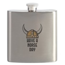 Have a norse day - Viking Flask