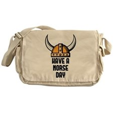 Have a norse day - Viking Messenger Bag