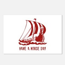 Have a norse day Postcards (Package of 8)