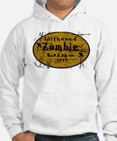 2-Withered Zombie Wine.png Hoodie
