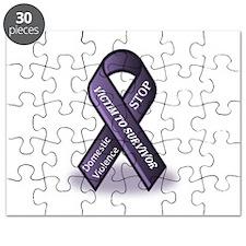 Domestic Violence Victim to Suvivor Puzzle