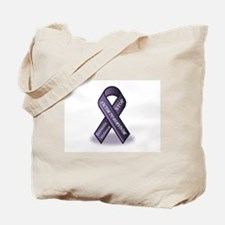 Domestic Violence Victim to Suvivor Tote Bag