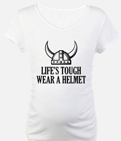 Wear A Helmet Shirt