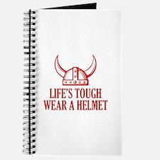 Wear A Helmet Journal