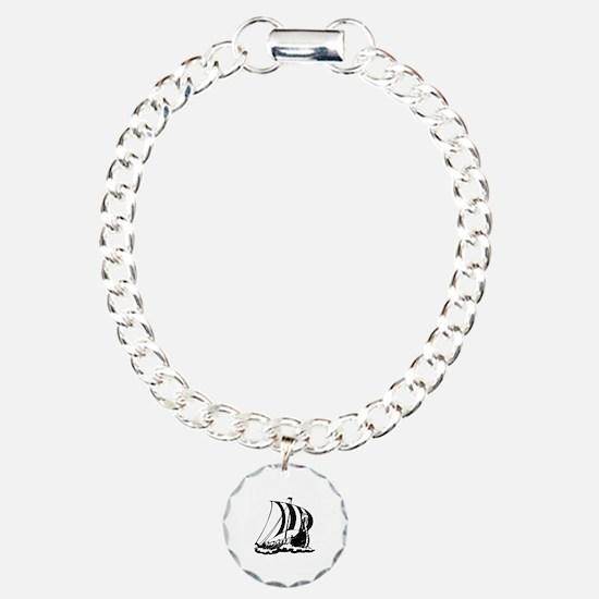 Viking Ship Bracelet