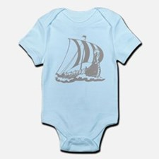 Viking Ship Infant Bodysuit