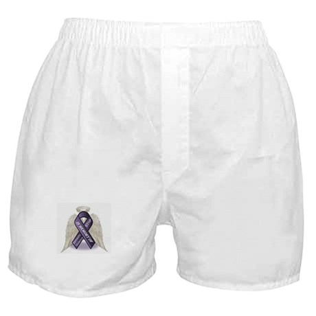 Domestic Violence Angel Boxer Shorts
