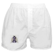 Domestic Violence Angel Boxer Shorts