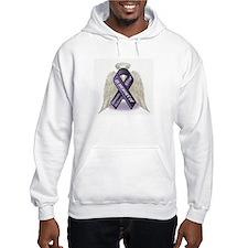 Domestic Violence Angel Hoodie