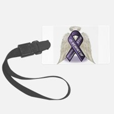 Domestic Violence Angel Luggage Tag
