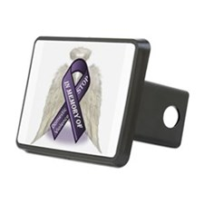 Domestic Violence Angel Hitch Cover