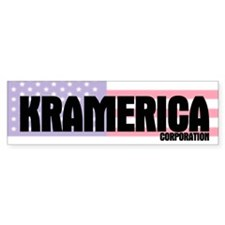 Kramerica Corporation - bumpersticker