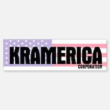 Kramerica Corporation - bumpersticker