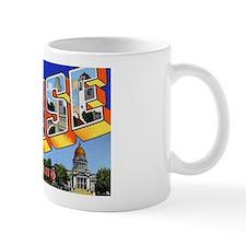 Boise Idaho Greetings Mug