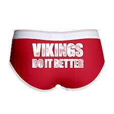 Vikings Do It Better Women's Boy Brief
