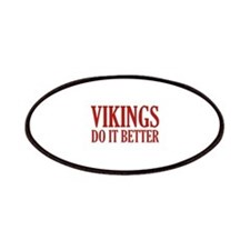 Vikings Do It Better Patches