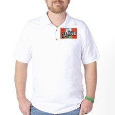 Madison Wisconsin Greetings T-Shirt
