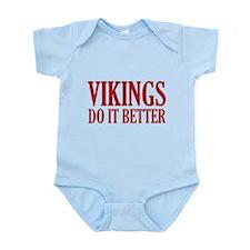 Vikings Do It Better Infant Bodysuit