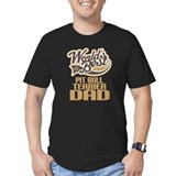 Pit bull Fitted T-shirts (Dark)
