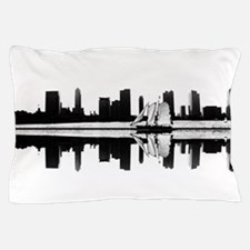 NYC Reflection Pillow Case