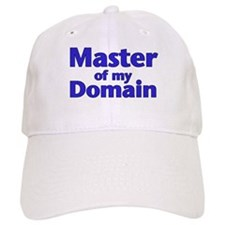 Master of my Domain - Baseball Cap