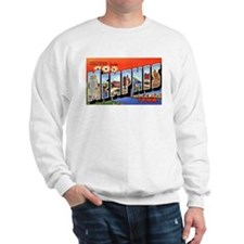 Memphis Tennessee Greetings (Front) Jumper