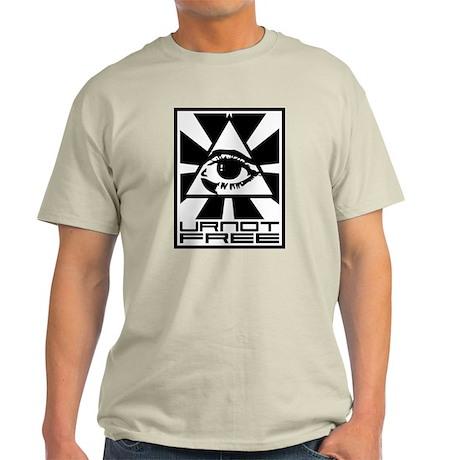 URNOTFREE_shirtTemp T-Shirt