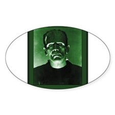 Frankenstein Decal